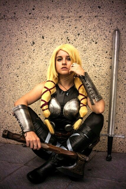 valkyrie marvel costume - photo #11