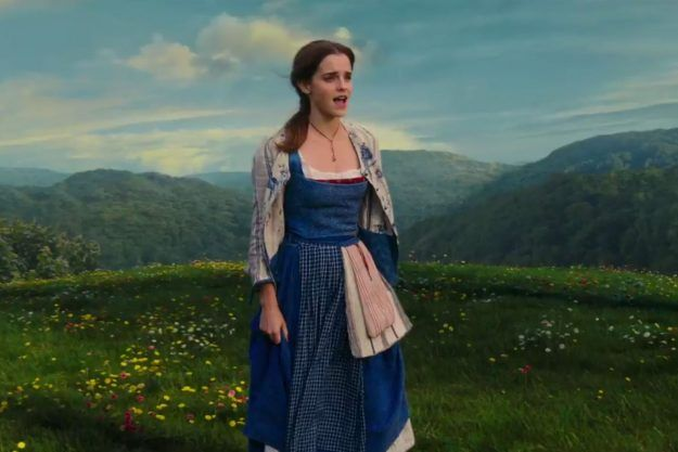Beauty and the Beast trailer: Listen to Emma Watson sing Bonjour in Golden Globes TV spot