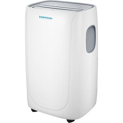 Soleus Air Emerson Quiet Kool 10,000 BTU Portable Air Conditioner with Remote Control