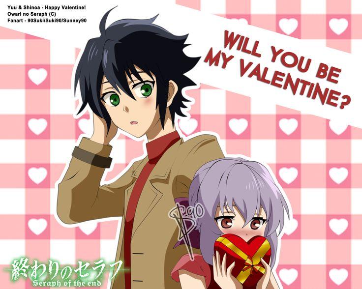 valentine kiss anime