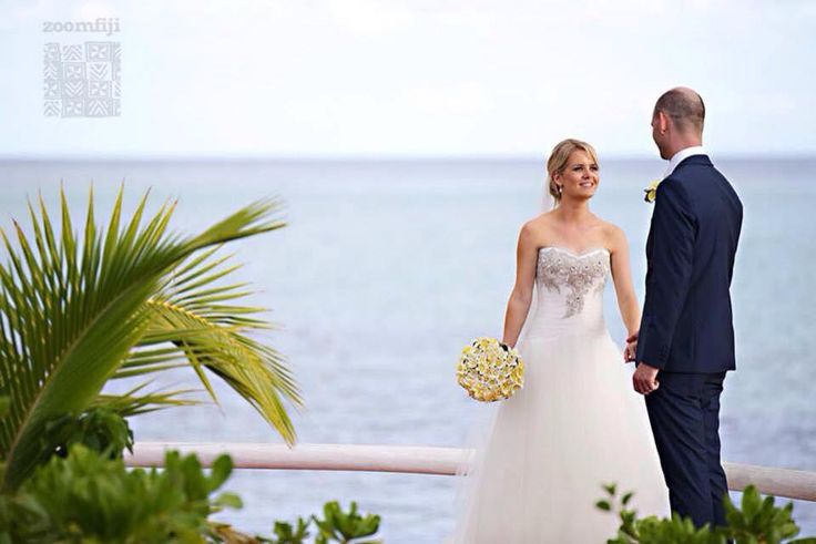 Leesa & Andrew were married in the chapel at Mana Island 11 April 2015 Photography by Zoom Fiji