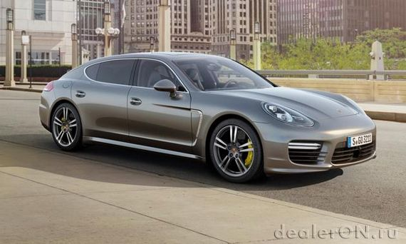 Обновленнaq Porsche Panamera Turbo S Executive / Порше Панамера Турбо S Представительский