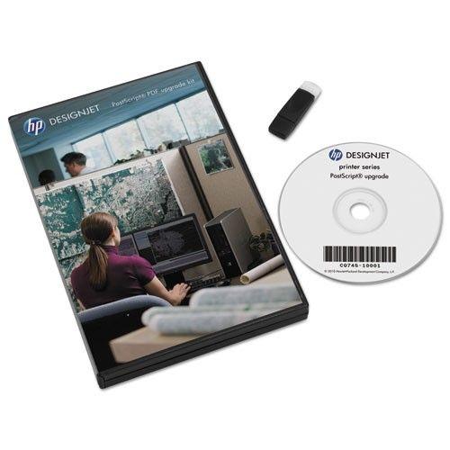 DesignjetPostScript/PDFUpgrade Kit/HPDesignjet T7100