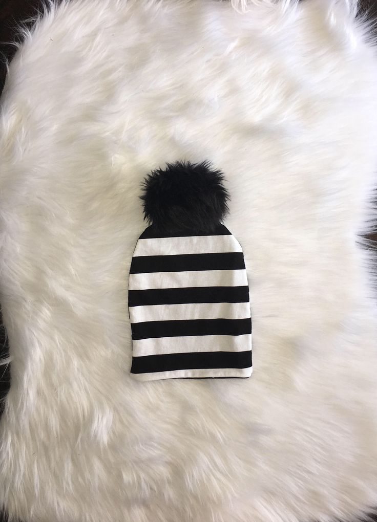 A personal favorite from my Etsy shop https://www.etsy.com/ca/listing/555811639/slouchy-beanie-reversible-beanie-baby