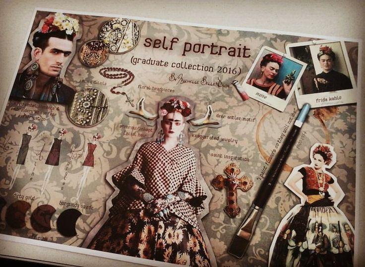 Self-Portrait: A Graduate Collection Show - GoGetFunding   By Michelle Belle Dean