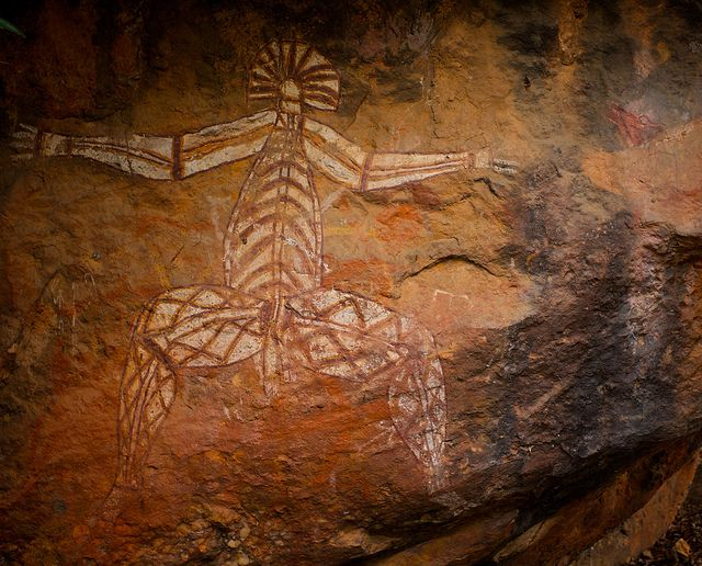 Ubir Aboriginal Rock Art Site, Kakadu National Park by BRJ INC., via Flickr #kakaduforyou