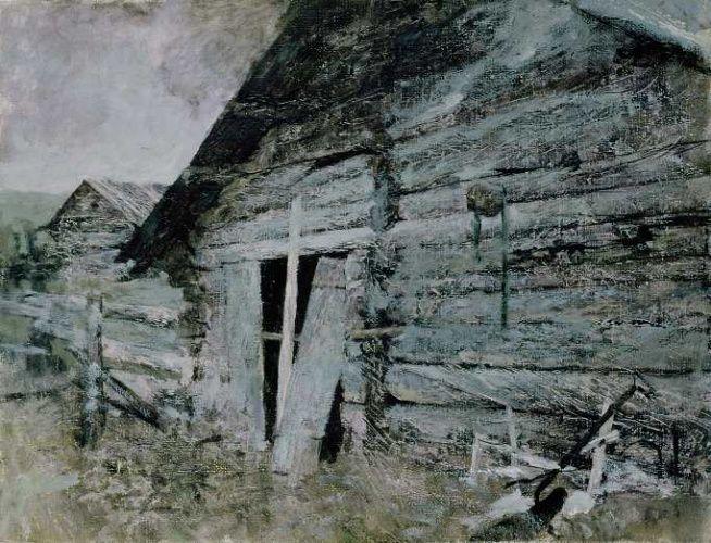 Авторские галереи - Кравцов Евгений Михайлович / стена / Живопись [Пейзаж]