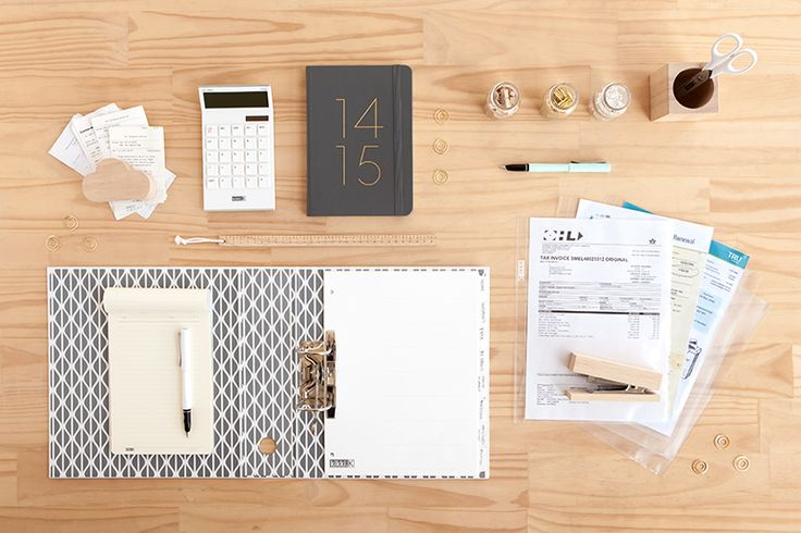Discover how to set up an effective tax filing system to ensure you're organised and in control for the new financial year. #kikkiK #taxtime www.kikki-k.com