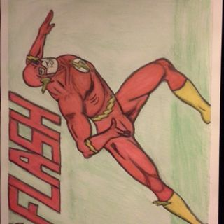 The Flash, DC.