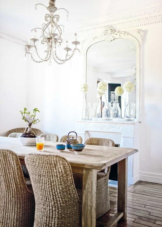 La Maison Boheme Rattan Dining Chairs