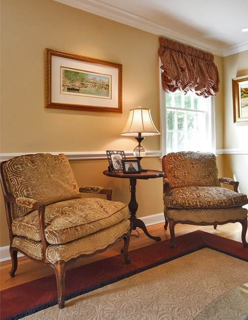 Classics Reinvented   Traditional   Living Room   New York   Olga Adler