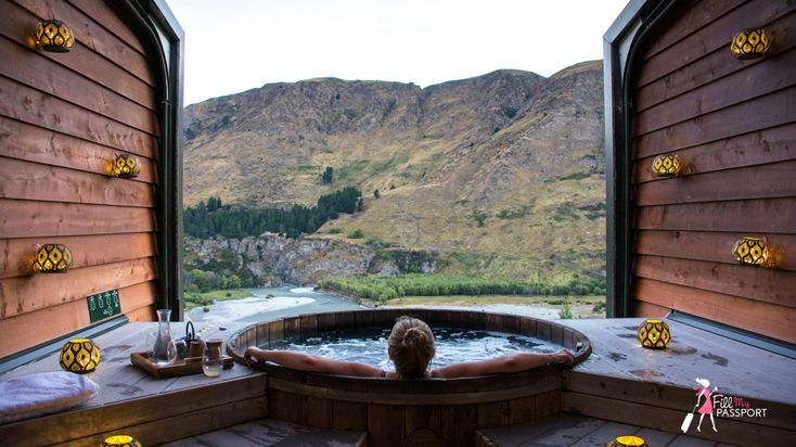 This is your Guide to Relaxing in the Onsen Hot Pools Queenstown