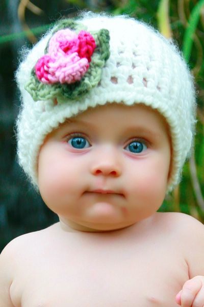 """Blue Eyed Baby Girl Quotes: Mygr0wingfamily: """" Pic—quotes: """" Super Cute Baby"""