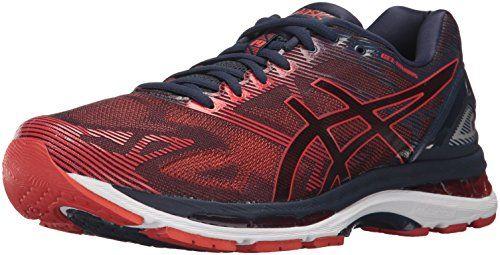 ASICS Men's Gel-Nimbus 19 Running Shoe Comfort Casual Walking Gym ...