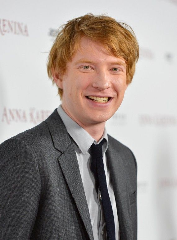 Domhnall Gleeson is in the 'Star Wars: Episode VII' Cast!