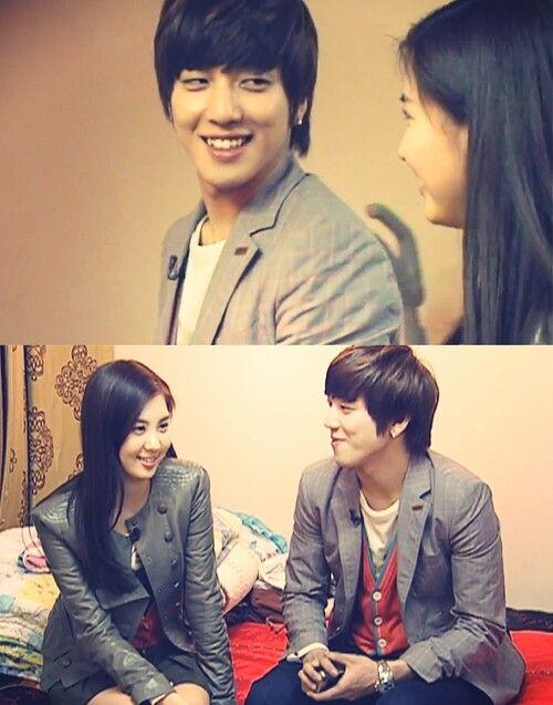 Yonghwa and Seohyun