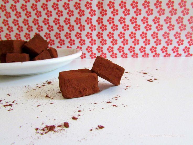 Ef Zin Creations: Chocolate and Caramel Fudge !!!!!!