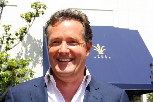 Piers Morgan floats 'Men's March to protest creeping global emasculation of my gender by rabid feminists'