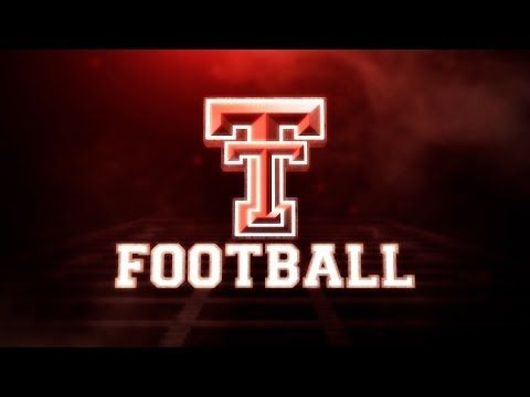 TEXAS TECH FOOTBALL - LET'S GET IT