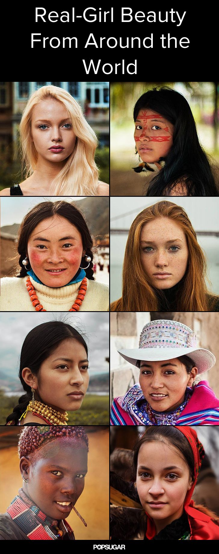 I just reacted to 1 Photographer Travels to 37 Countries to Document Female Beauty. Check it out!
