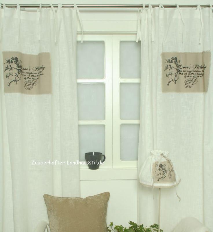 25+ ide terbaik Deko gardinen di Pinterest Deko vorhänge, Alle - gardine für schlafzimmer