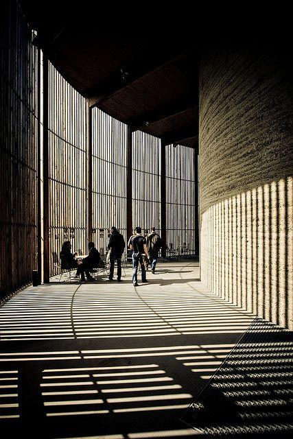 Chapel of reconciliation by Bertha Garcia, via Flickr