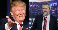 Jerry Falwell Jr. Announces His New Role in Trump Admin; Libs Hysterical...   The Federalist Papers
