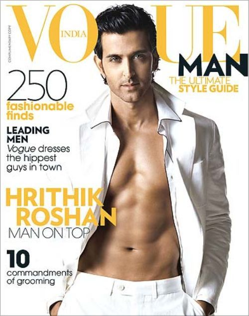 Hrithik Roshan the best looking man on the planet