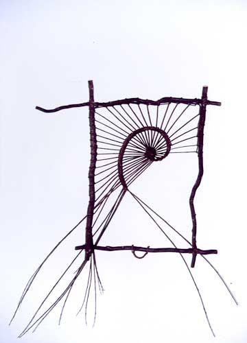Weaving....