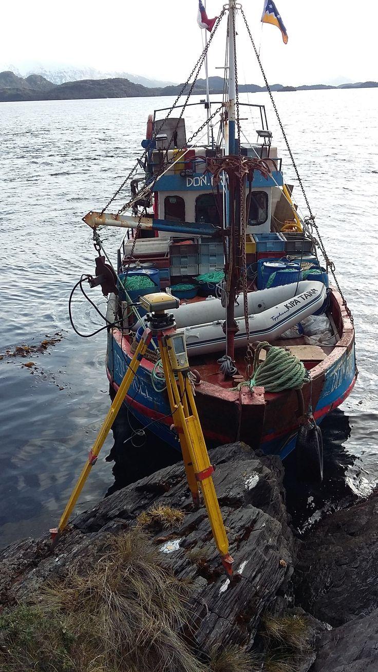 Isla García - www.sigmar.cl
