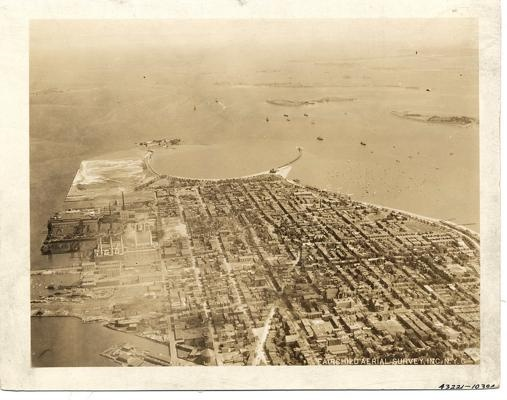 Throughout the 1920s, Boston's City Planning Board took a series of aerial photographs of South Boston. Here are some of those images, courtesy of the City of Boston Archives.