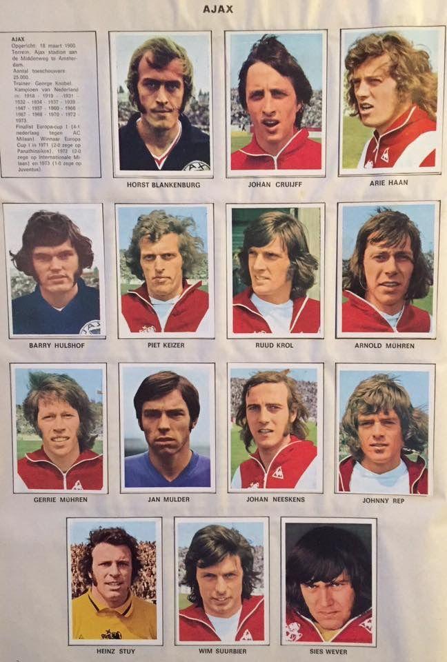Ajax 1973-1974