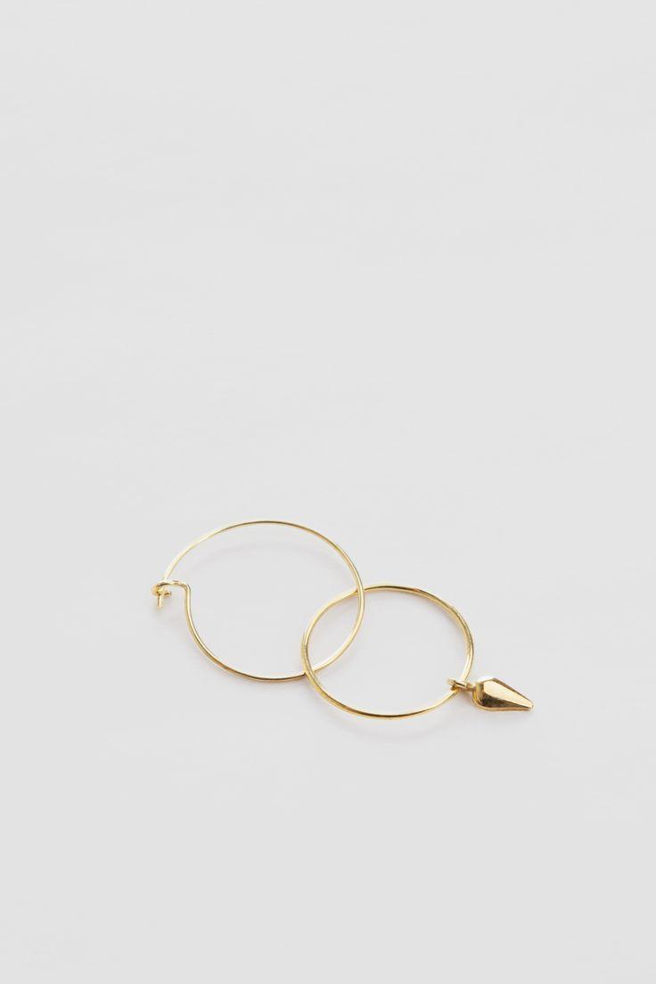 earring - stella - Anna Lawska Jewellery