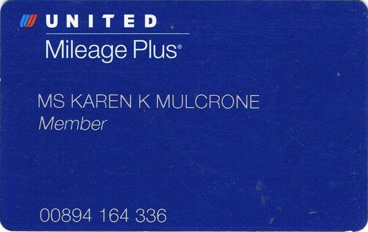 Mileage Plus (Airlines, United States of America) (United)
