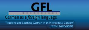 GERMAN AS A FOREIGN LANGUAGE (GFL) is a fully-refereed academic journal which aims to promote research and teaching in the field of German Language. It will publish articles in English and German on all aspects of German language teaching and learning, including the intercultural aspects involved in this process and the specific perspectives on learning and teaching German outside the German-speaking countries.