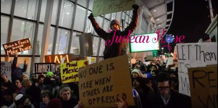 Moral Panic, Trump's Immigration Ban, and the Expulsion of the Jews from Gaza