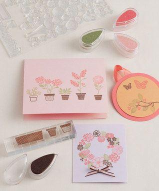 Peg Stamp Starter Kit