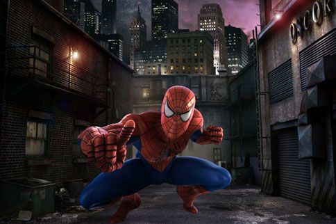 Universal Orlando (Spiderman!!!)