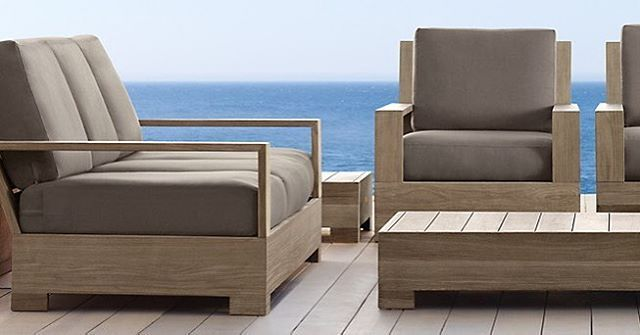 Many people are going with the weathered look for this summer! Get your furniture ready for the summer! Contact us for a quote!  #pasadena #huntingtonbeach #newportbeach #teakfurniture #lagunabeach #lagunahills #malibu #livelagunabeach #sandiego #deck #losangeles #hollywoodhills #outdoorfurniture #sanclemente #encinitas #ranchosantafe #coronadelmar #ranchosantafelocals #sandiegoconnection #sdlocals #rsflocals - posted by Myteakpro  https://www.instagram.com/myteakpro. See more post on Rancho…