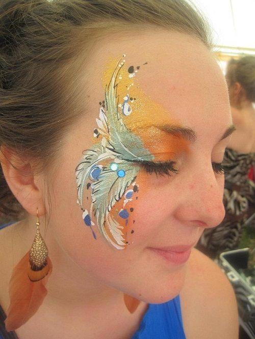 Caroline - Face Painter