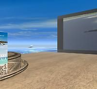 My room in the virtual world of books, Inkflash.