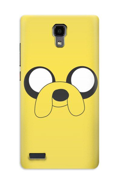 Redmi Xiaomi Note Jake Case by TYRP, Jake from adventure time case for your Redmi Xiaomi Note, this Jake case also available for iPhone 4/4S/5/5S/5C/6/6Plus, Samsung Galaxy Note 2, 3, Samsung Galacy S3, S4, S5, Samsung Galaxy Grand, Redmi Xiaomi S1. http://www.zocko.com/z/JICKb