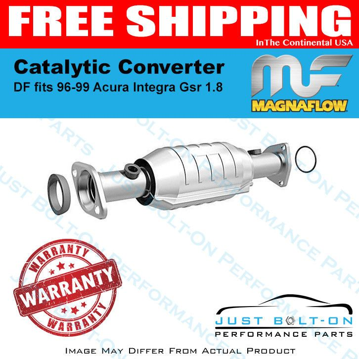 Magnaflow Catalytic Converter DF Fits 96 99 Acura Integra Gsr 18