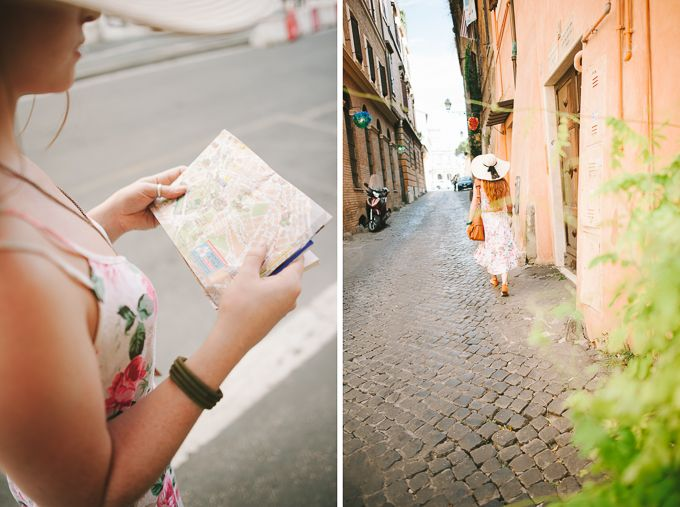 Kristina Assenova | ON THE ROAD // Pisa. Rom. Sicily. in five days