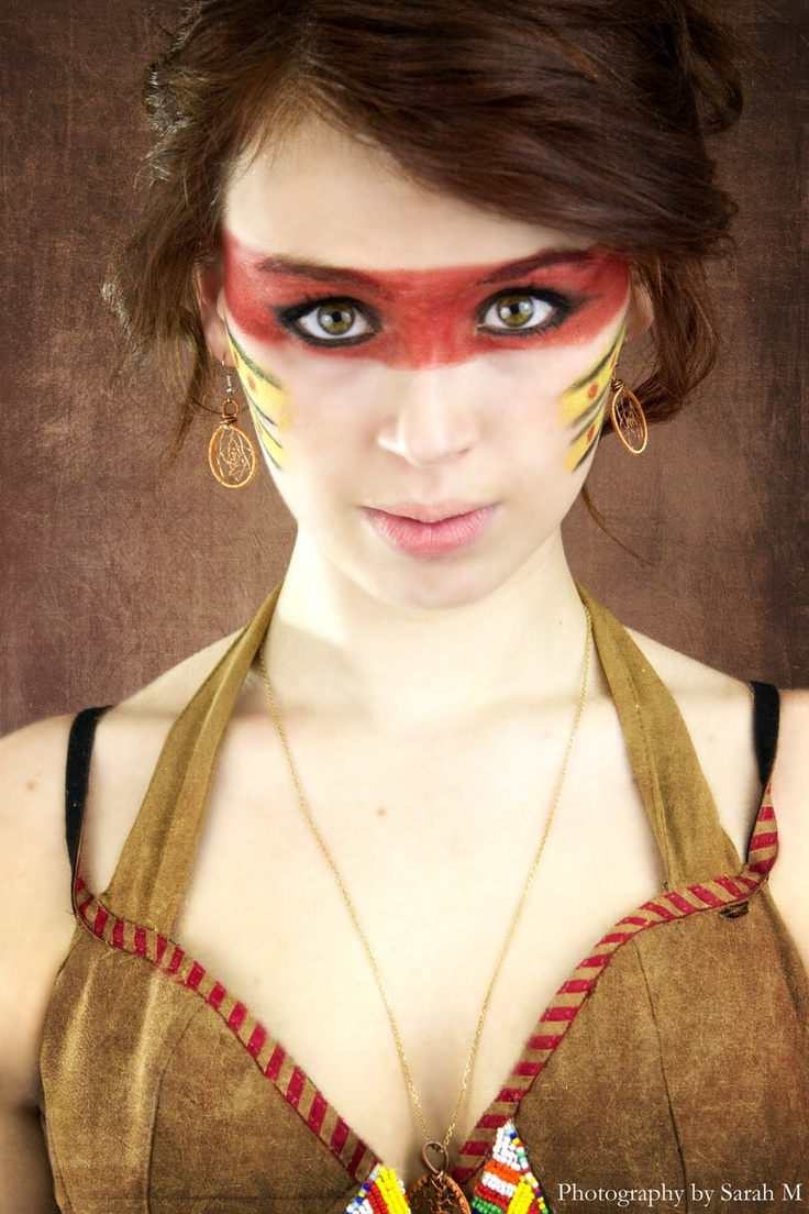 17 Best Images About Native American Girl On Pinterest | The Head War Paint And Indian