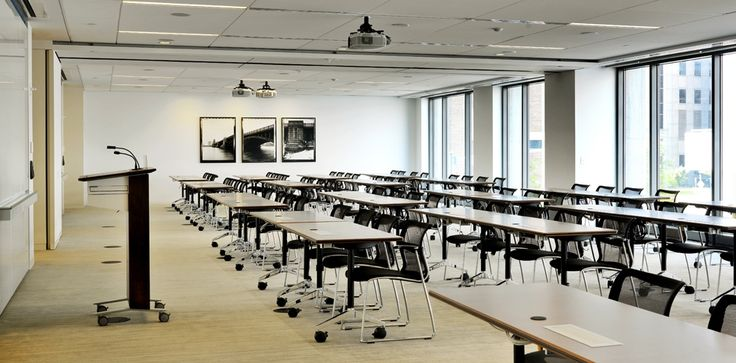 1000 images about timetable conference table on pinterest for Training room design ideas