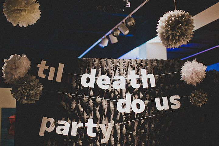 Til Death Do Us Party! This is awesome!