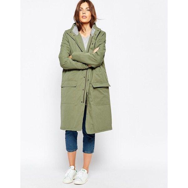 Long Green Parka Coats - Coat Nj