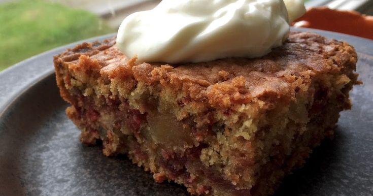 #lekkersvanthuis recept voor cake met rode biet walnoot gember roomkaasglazuur ottolenghi sweet