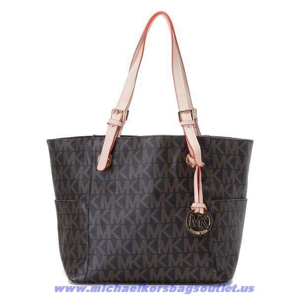 Michael Kors Large Black Grayson Leather Should Bag